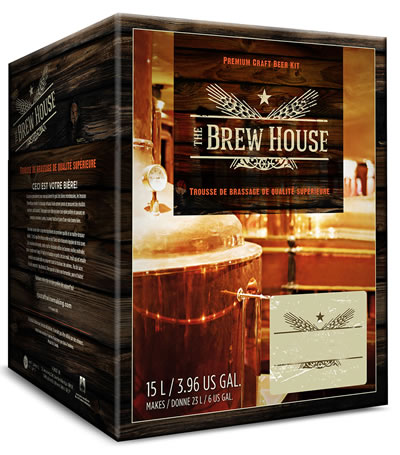 BREW HOUSE MEXICAN CERVEZA