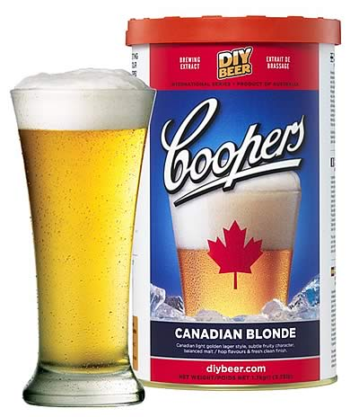 COOPERS CANADIAN BLONDE 1.7 KG