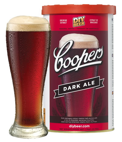 COOPERS CLASSIC OLD DARK