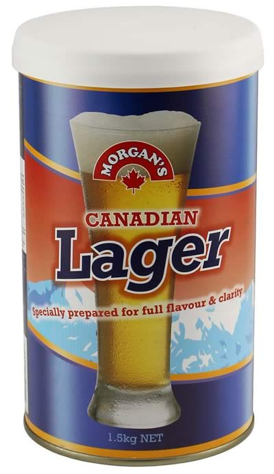 MORGANS CANADIAN LAGER
