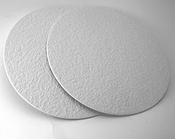 ROUND FILTER PADS FINE 2 PK