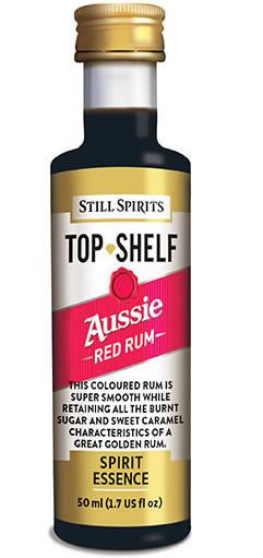 TOP SHELF AUSSIE RED RUM