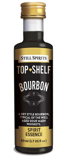 TOP SHELF BOURBON WHISKEY