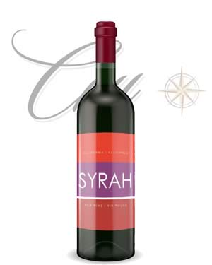 Cru INT California Syrah