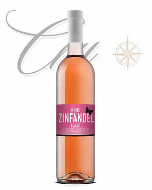 Cru INT California White Zinfandel