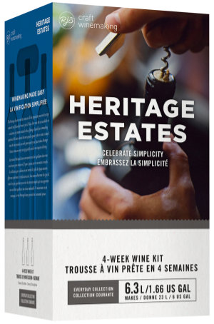 HERITAGE ESTATES SHIRAZ