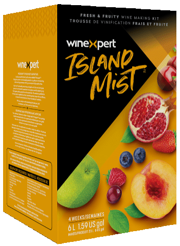 Island Mist Pineapple Pear