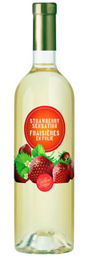 Orchard Breezin Strawberry Sensation