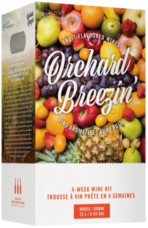 Orchard Breezin Rocking Raspberry Rosé